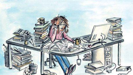 E mails archive 123effizientdabei mehr effizienz im for Schreibtisch chaos