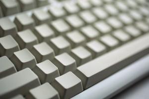 Tastatur blank